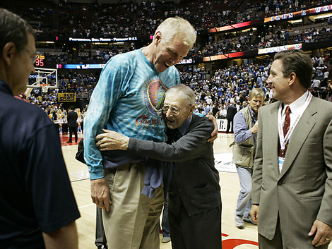 John R. Wooden, Bill Walton